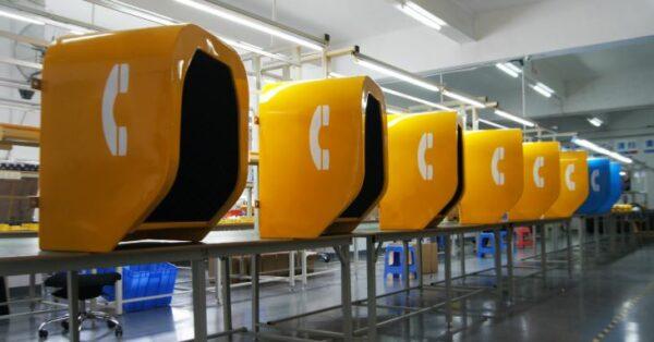 Teléfonos Industriales