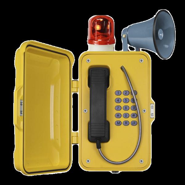 JR101-FK-HB Telefono para intemperie