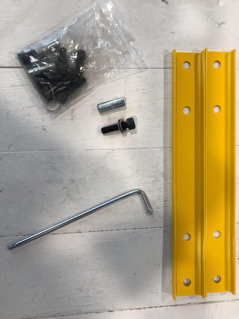 Kit de Instalacion JR101-FK
