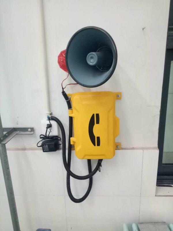 Telefono para Intemperie Vozell JR101-FK-HB