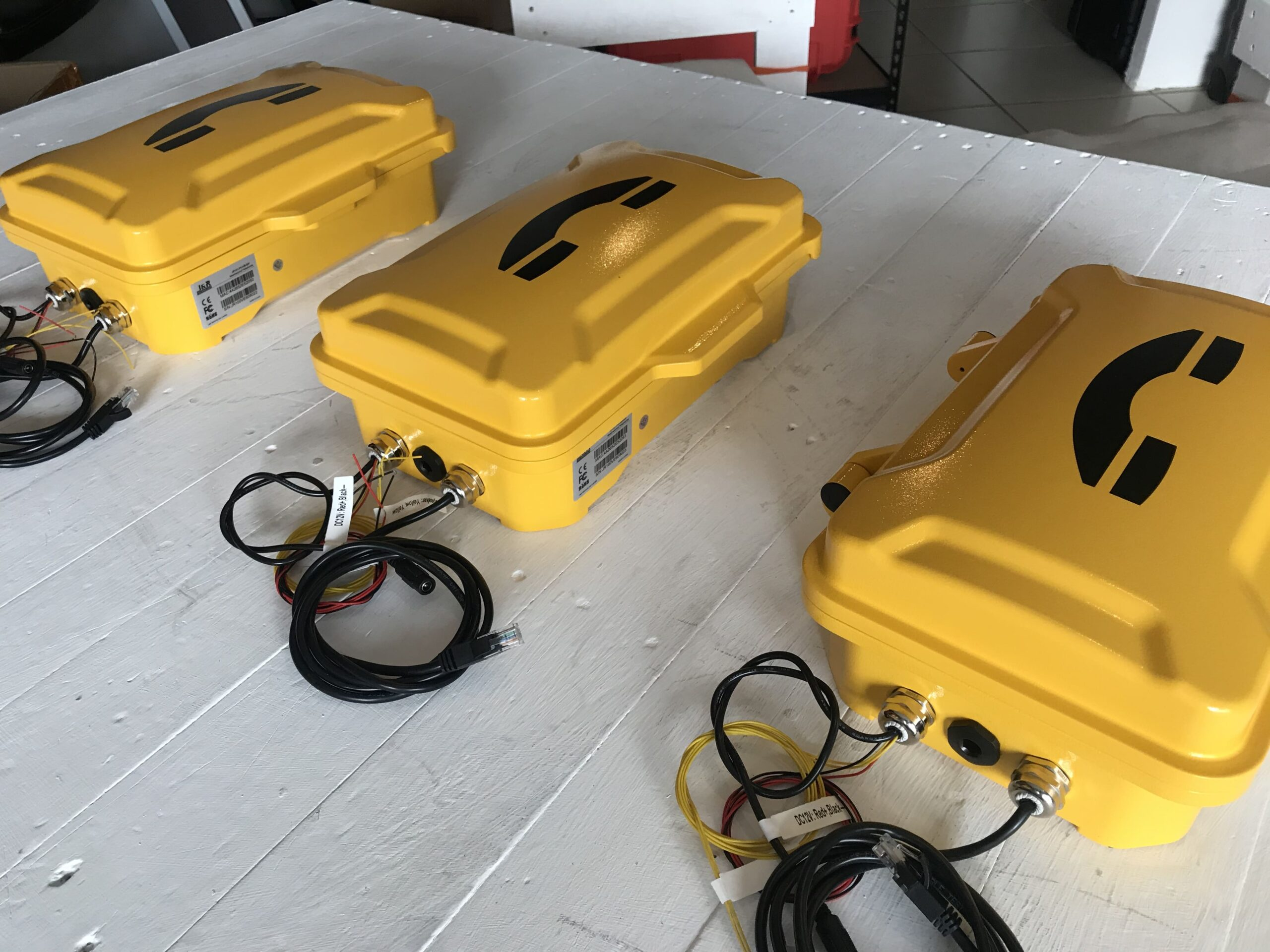 Telefono Industrial para Mineria