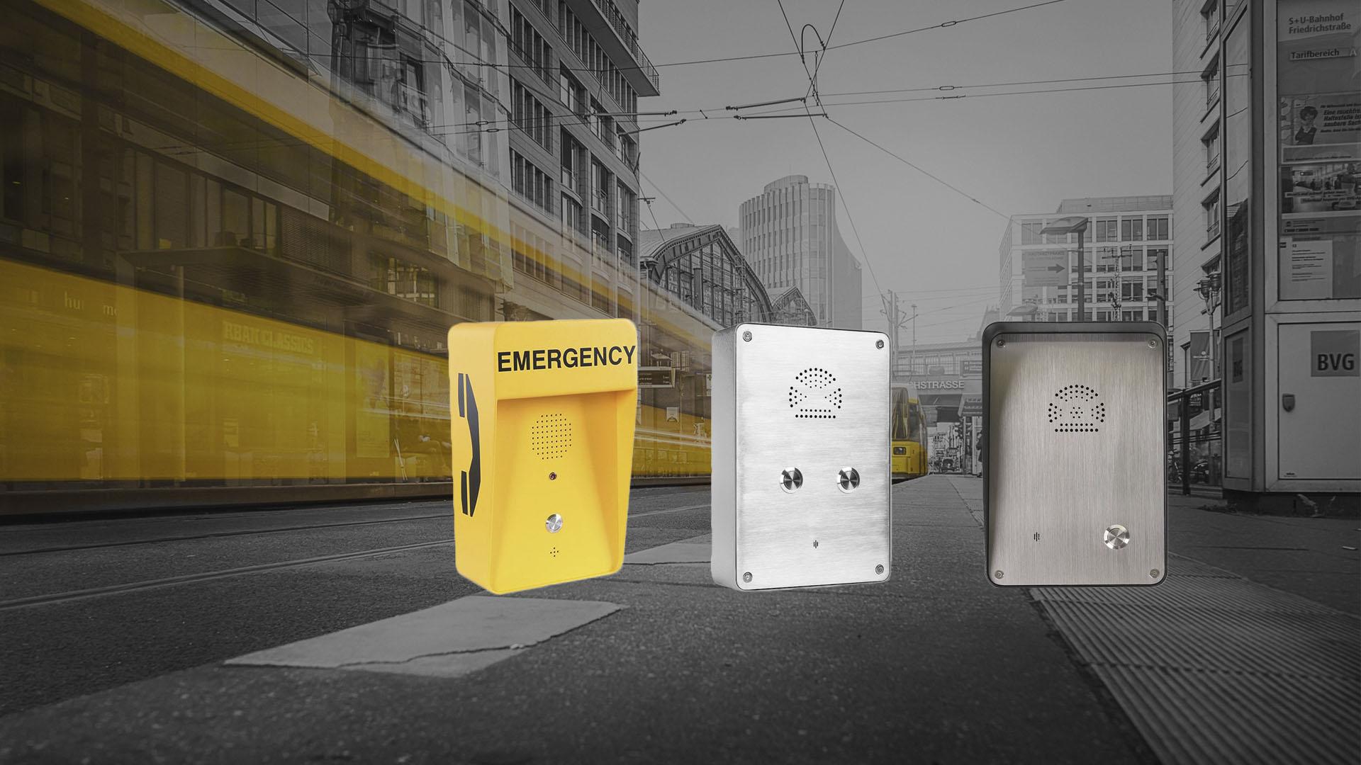 Telefonos Industriales Emergencia