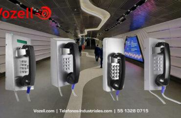 Vozell Telefonos Antivandalismo