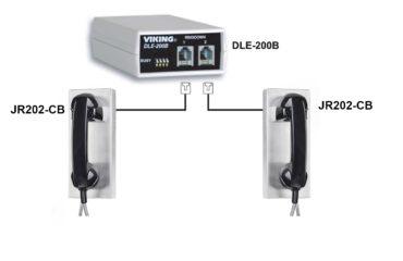 Simulador de Linea DLE200B